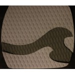 Front Pad Wave 3mm EVA